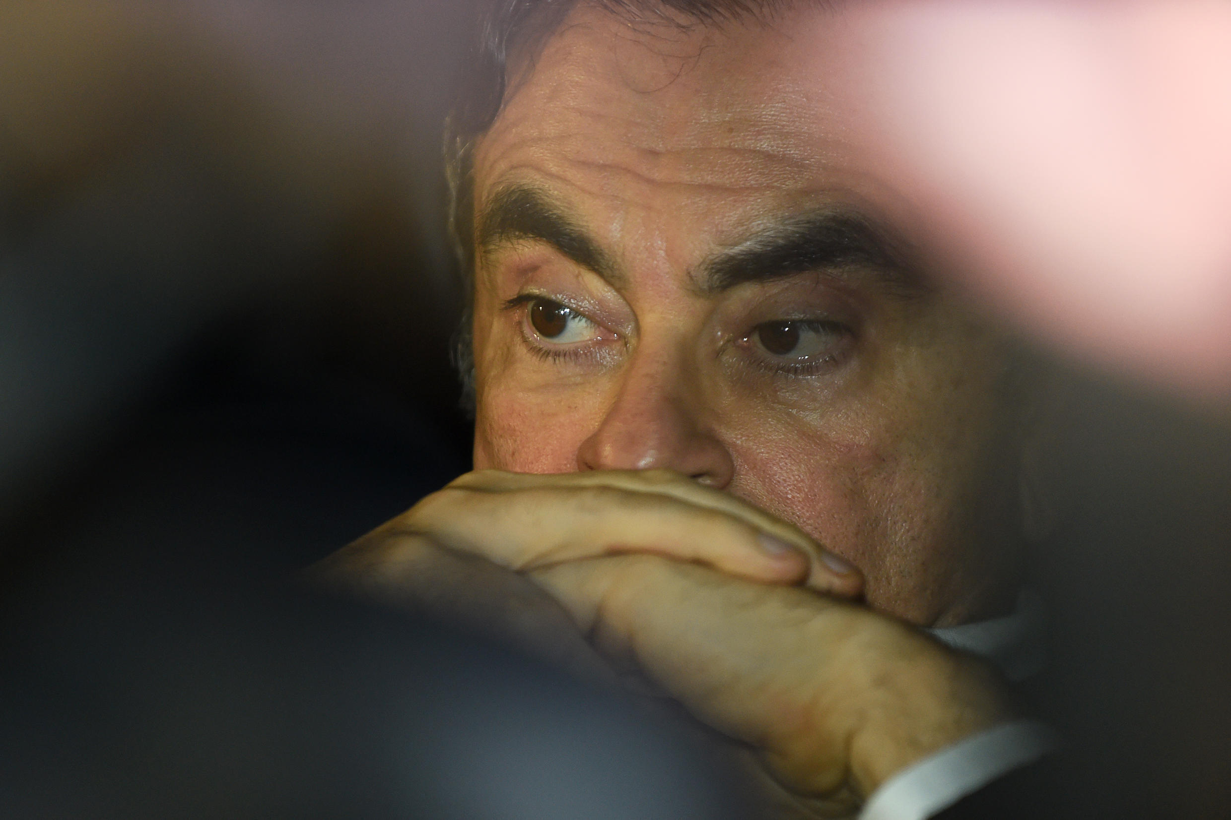 Former Nissan chairman Carlos Ghosn was arrested in Japan in November 2018