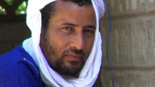 Lemine Ould Mohamed Salem, auteur du livre «Le Ben Laden du Sahara. Sur les traces du jihadiste Mokhtar Belmokhtar» aux Editions de La Martinière. Paris, 2014.