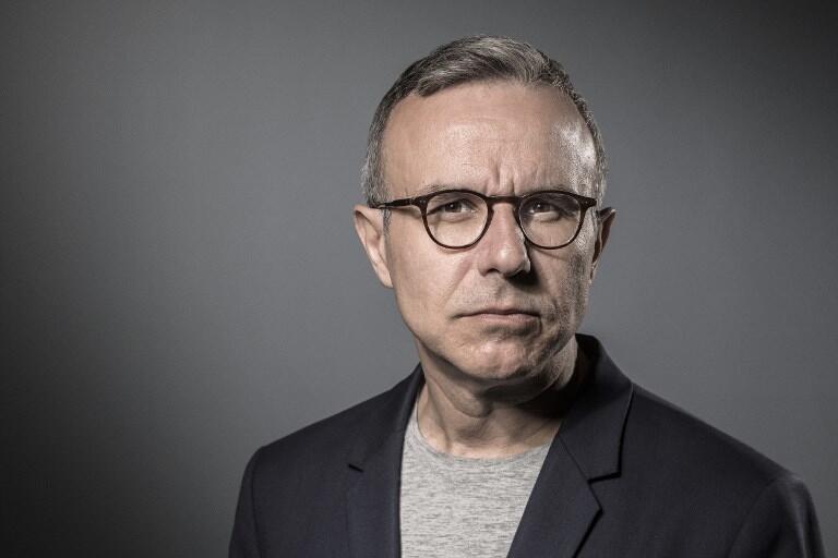 L'écrivain Philippe Besson.
