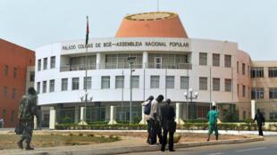 L'Assemblée nationale en Guinée Bissau.