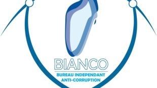 Logo du Bianco, le Bureau indépendant anti-corruption.