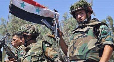 ارتش سوریه پیکارجویان داعش در شهر حسکه را به عقب راند
