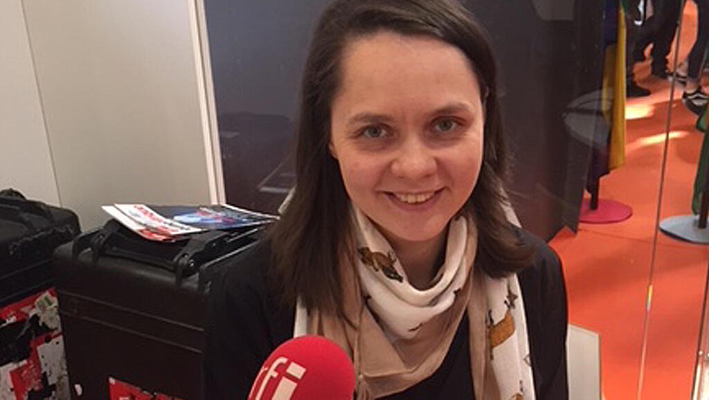 Irina Bogatyreva.