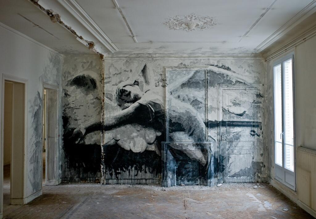 YZ, courtesy galerie Magda Danysz - Les Bains