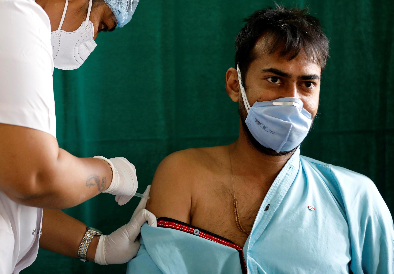Inde vaccin vaccination covid-19