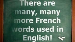 Les langues étrangères se sont révélées hospitalières pour les emprunts d'origine française.