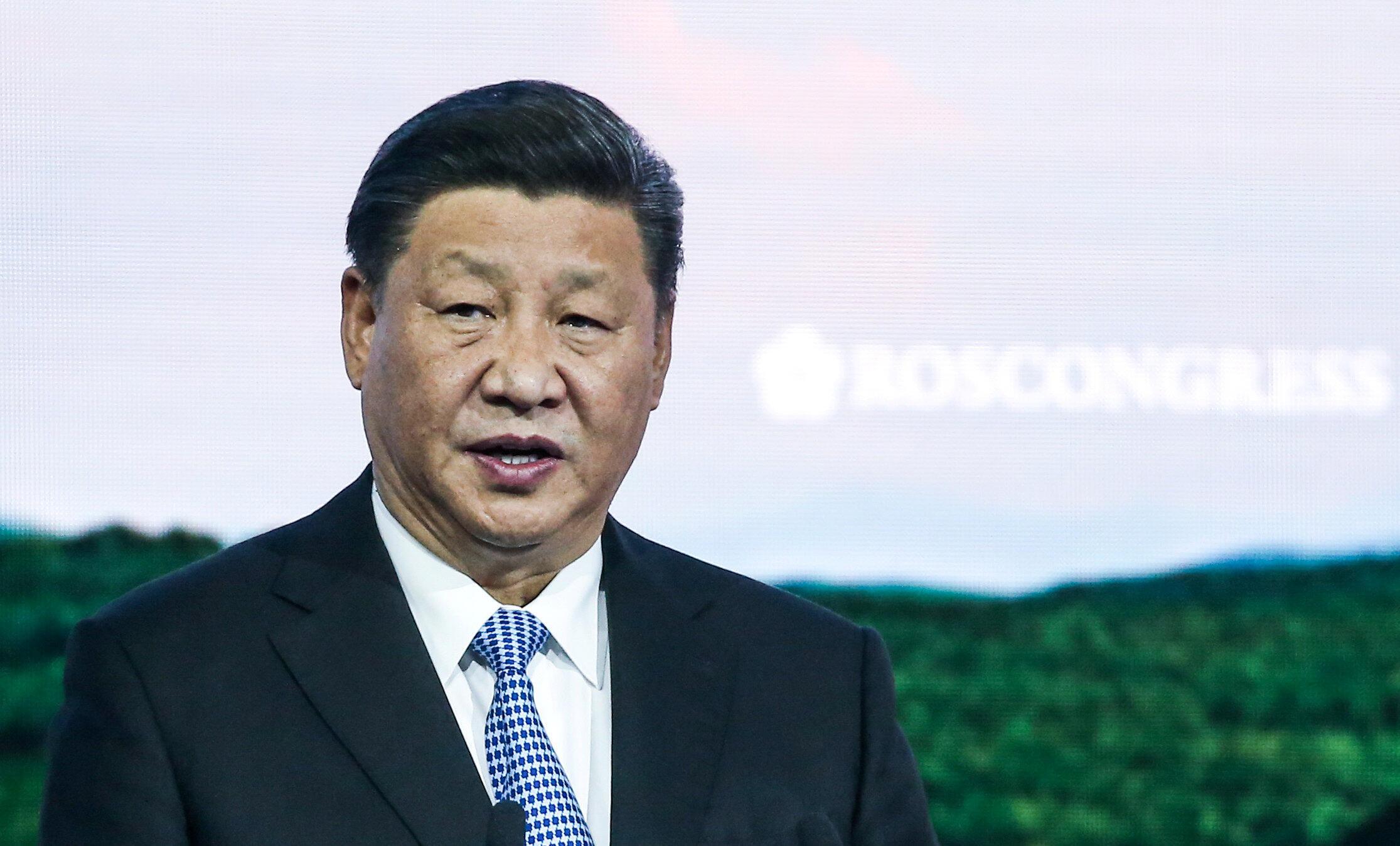 社會層面產生的恐慌,據指與中國國家主席習近平向左轉的做法有關。