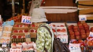 Los japoneses compran poco desde el 1° de abril, fecha del aumento del IVA, lo que ocasionó un aumento de los precios.