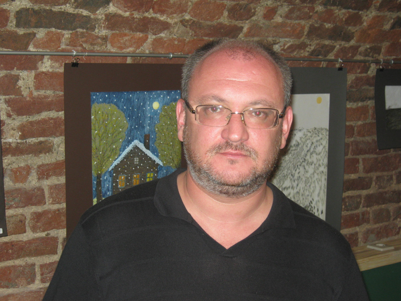 Депутат Городского законодательного собрания Санкт-Петербурга Максим Резник