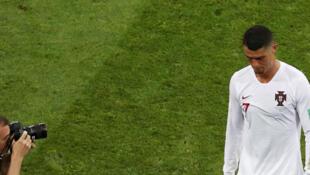 Triste sortie de Mondial pour Cristiano Ronaldo
