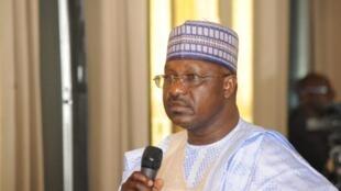 Tsohon mai baiwa shugaba Goodluck Jonathan shawara kan harkokin siyasa Barista Ahmed Gulak.
