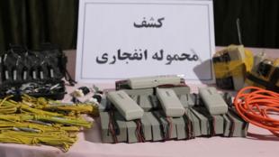 وزارت اطلاعات جمهوری اسلامی ایران از کشف دو محموله انفجاری خبر داده است.