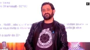 Cyril Hanouna, TV host of «Touche pas à mon poste», on C8