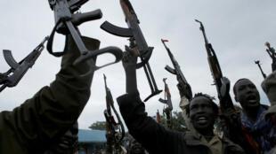 Wapiganaji wa upinzani nchini Sudan Kusini