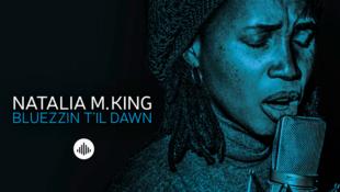 Album cover Bluezzin' T'il Dawn