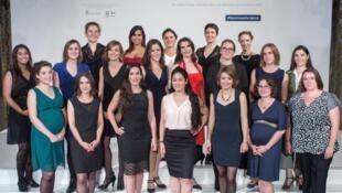 Las doctorandas y postdoctorandas premiadas por la Fundación L'Oréal / UNESCO