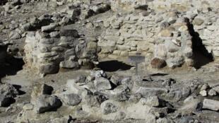 Chypre, village néolitique.