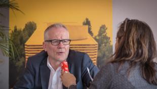Thierry Frémaux, le délégué général du festival de Cannes 2016.