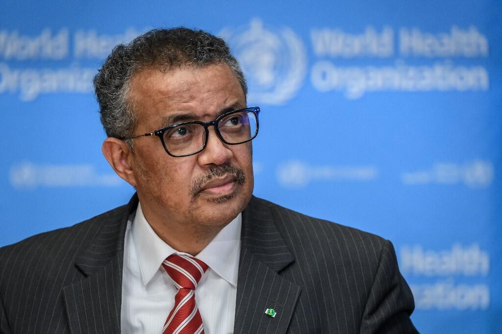 Le directeur de l'OMS Tedros Adhanom Ghebreyesus a annoncé que l'épidémie de coronavirus était désormais considérée comme une pandémie.