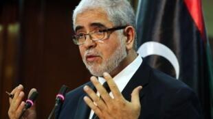 2012年9月12日, 沙古爾當選為利比亞總理。