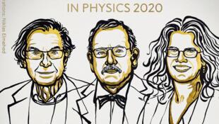 Prémios Nobel de física 2020