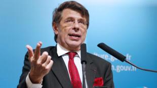 Philippe Chalmin, économiste français - 2012 - photo 000_Par7383200 - Eco d'ici éco d'ailleurs