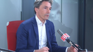 Marc Trévidic, président de Cour d'assises et ancien juge antiterroriste dans les studios de RFI, le 3 septembre 2020.
