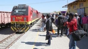 Caminhos de Ferro de Luanda - CFL em nova greve por tempo indeterminado