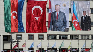 Turquía es uno de los países que sale fortalecido el alto el fuego entre Armenia y Azerbaiyán.