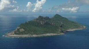 資料圖片:中日有主權爭議的島嶼,中國稱是釣魚島,日本稱是尖閣列島