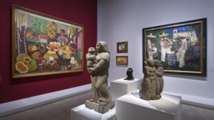 Mexico 1900-1950 fica em cartaz no Grand Palais, em Paris, até 28 de fevereiro de 2017.