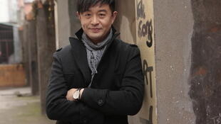 艺术家刘勃麟