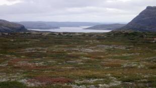 Le réchauffement climatique a pour cause la disparition du permafrost du sol.