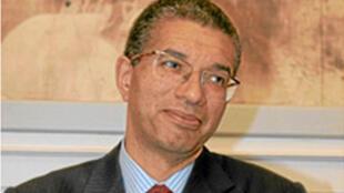 Lionel Zinsou, homme d'affaires franco-béninois.