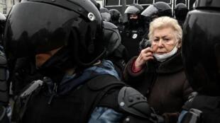 russie manifestation navalny