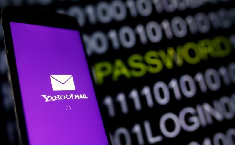 یک میلیارد حساب کاربری یاهو به سرقت رفته است