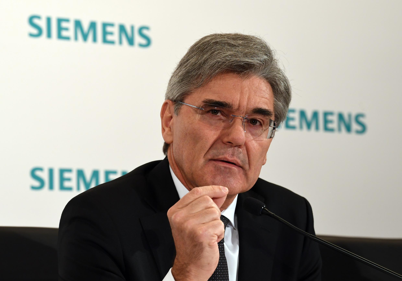 مدیر عامل زیمنس، جو کایزر