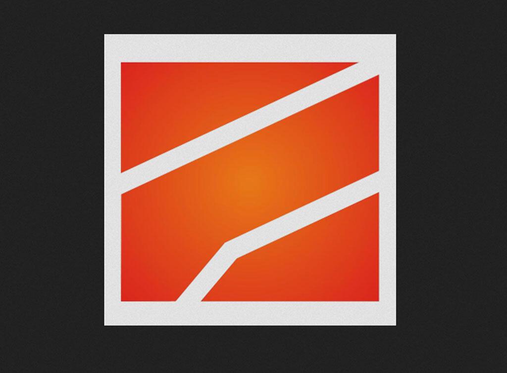 Logo de la chaine de Télévision privée georgienne Roustavi 2.