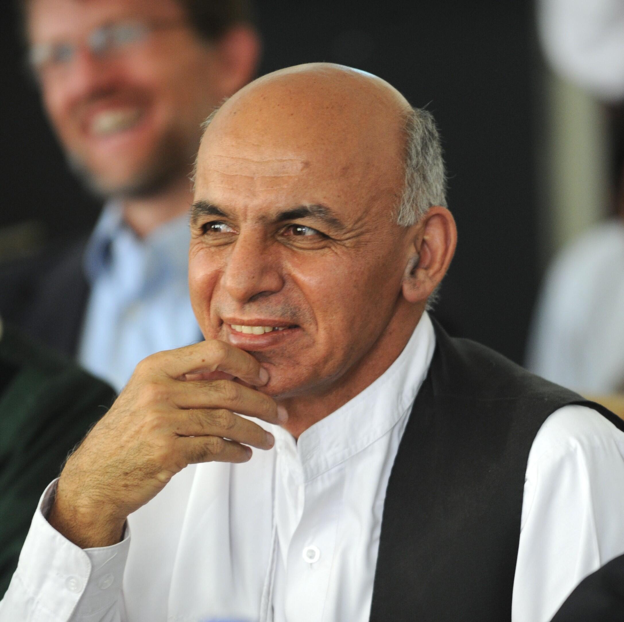 Ahraf Ghani