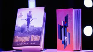 Douglas stuart booker prize 2020 suggie bain livre roman