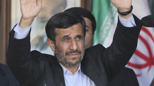 محمود احمدی نژاد، رئیس جمهوری اسلامی ایران