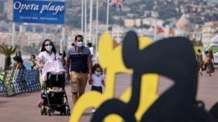 Le départ du Tour de France 2020 sera donné à Nice.
