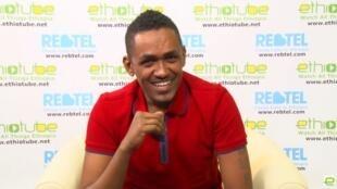 Le célèbre chanteur militant oromo, Hachalu Hundessa.