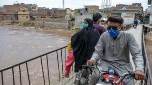 Selon l'Organisation internationale du travail (OIT), quelque 8,5 millions de domestiques sont employés au Pakistan dans des familles aisées.