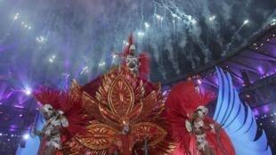 Tamasha la kuvutia lafanyika katika uwanja wa Maracana katika kumalizia michezo ya Olimpiki jijini Rio de Janeiro.