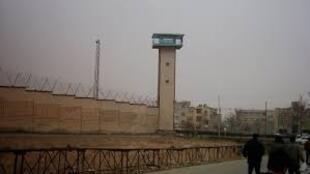 زندان گوهر دشت (رجائی شهر) در نزدیکی کرج
