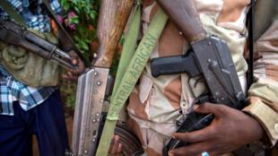 中非武裝民兵 2017年4月27日
