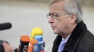 Jean-Claude Juncker, le 14 mars 2013 à Bruxelles.