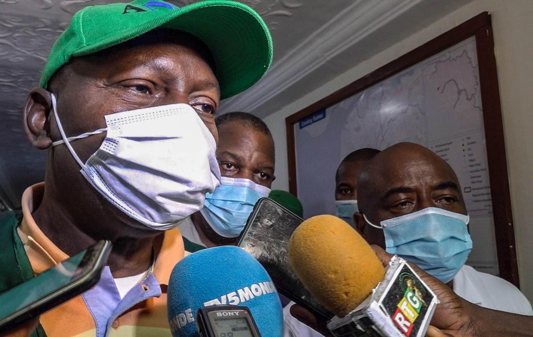REU EBOLA photo-2 (1) Guinee ebola 14/2/2021