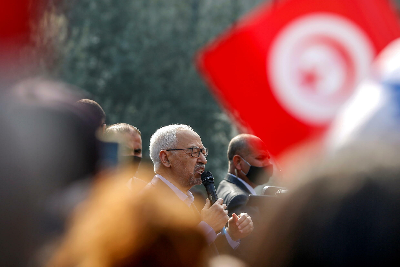 Tunisia politics Ghannouchi